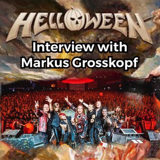 Markus Grosskopf from HELLOWEEN talks new album