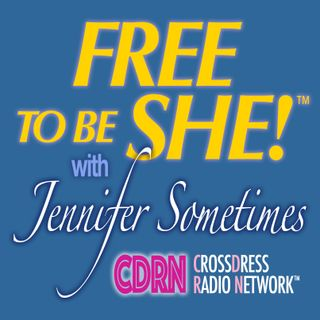 Free To Be She - Cross Dress Travel - featuring Rachel Rollins #Translife