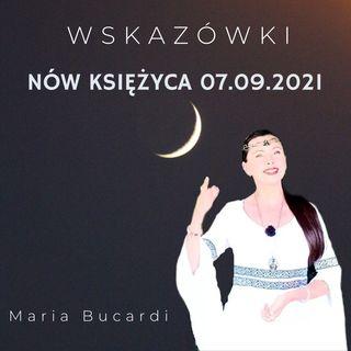 Spotkanie z Maria Bucardi 6 września 2021 - Czas Nowiu 🌑