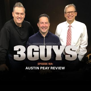 Austin Peay Review with Tony Caridi, Hoppy Kercheval and Brad Howe
