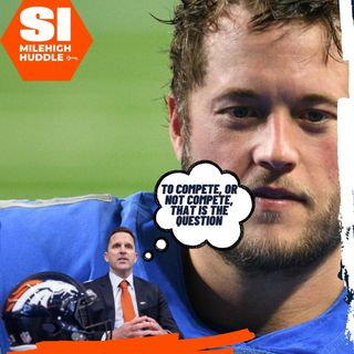 BTB #202: Broncos Now Odds-On Faves to Land Matthew Stafford