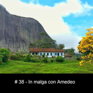 #38 - In malga con Amedeo