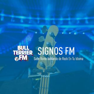 SignosFM con Sabo Romo hablando de Rock En Tu Idioma
