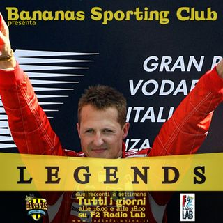 Legends - Michael Schumacher