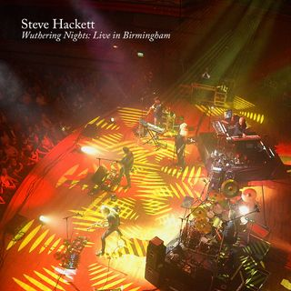 Steve Hackett Wuthering Nights