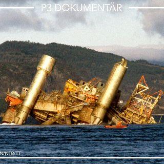 Katastrofen på oljeriggen i Nordsjön