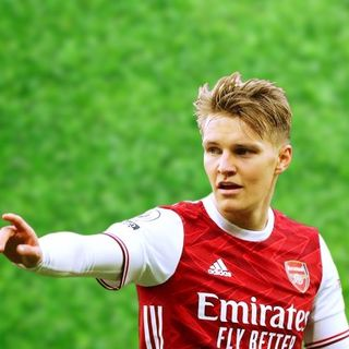 Sports: Arsenal sign Martin Odegaard from Real Madrid for about £30m &  Aaron Ramsdale for £26m transfer