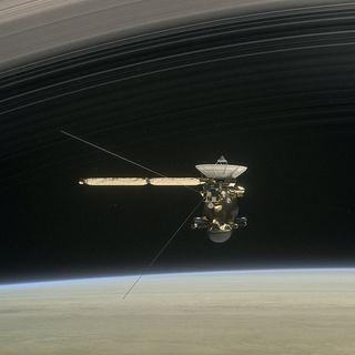 Long Live Cassini!