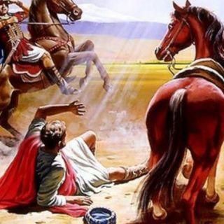 Cud przemiany i powołania Pawła na Apostoła - Tomasz Guńka