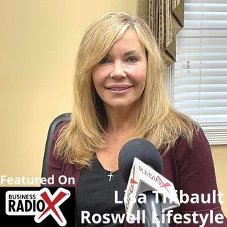 Lisa Thibault, Roswell Lifestyle