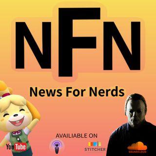 NFN episode 1 NINTENDO DIRECT and CAPTAIN MARVEL IMAGES REVEALED