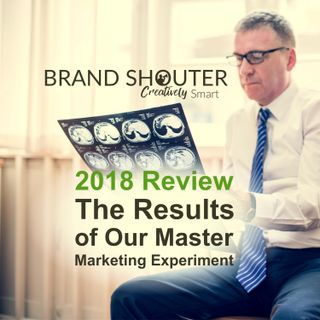 2018 Review - The Results of Our Master Marketing Experiment