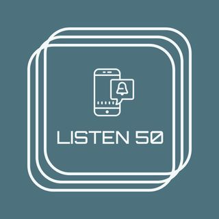 LISTEN 50 Business English Podcast