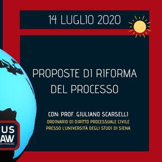 BREAKING NEWS – PROPOSTE DI RIFORMA DEL PROCESSO