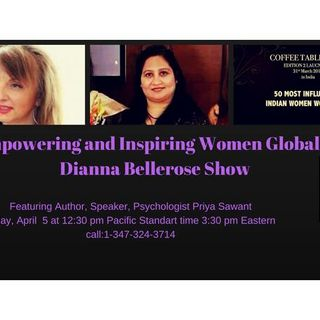 Empowering and Inspiring Women Globally- The Golden Rule Print, Priya Sawant