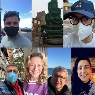 El corsario digital y los hospitales de campaña