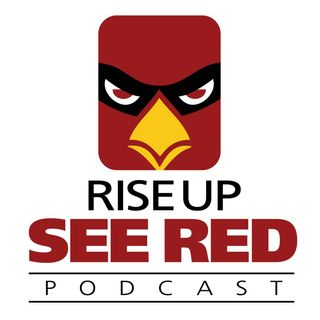 Ep. 226: Patrick Peterson's absence and the 2019 Rise Up, See Red mock draft