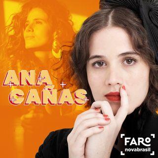 Ana Cañas - Músicas cantadas ao vivo, produção e lançamento das releituras de Belchior