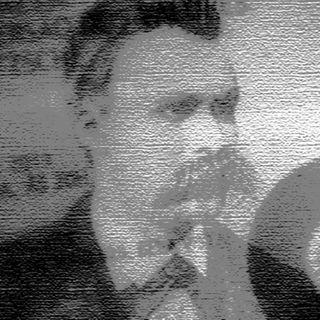 Nietzsche - Aposentado (o último papa)