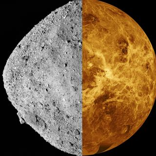 We Have Sampled an Asteroid! And the Search for Life Above Venus
