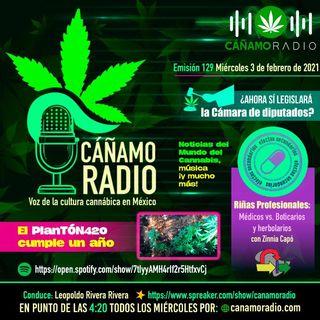 CANAMO Radio Emisión 129