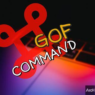 Arquitetando com Command Design Pattern (GOF)