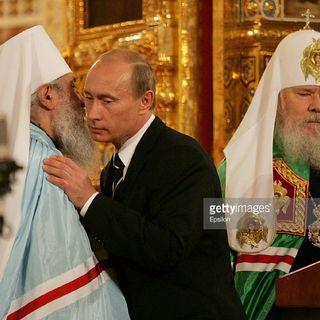 Russian Orthodox 'Pope' KGB Billionaire
