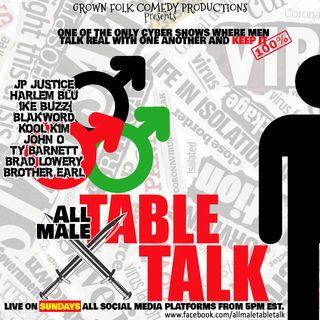 All Male Table Talk- Steel Sharpen Steel