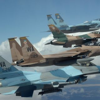 Episode 502: Red Flag and the Development of USAF Fighter Pilots, Best of
