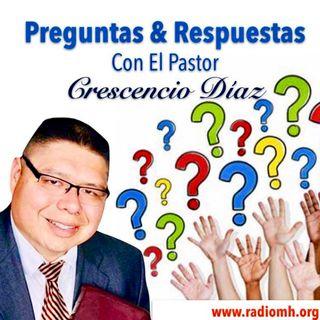 #ViernesDePreguntasYRespuestas / Pastor C Diaz
