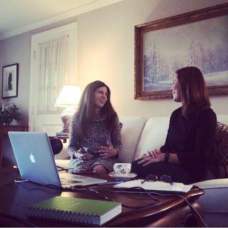 Amy Alamar and Sarah Cody