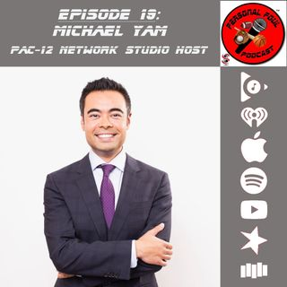 19. Michael Yam, Pac-12 Network Studio Host