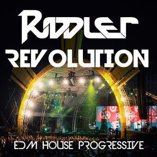 #155 RIDDLERS REVOLUTION