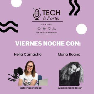 2-Viernes Noche con: María Ruano