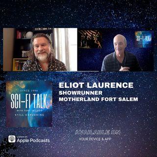 Eliot Laurence Motherland Fort Salem