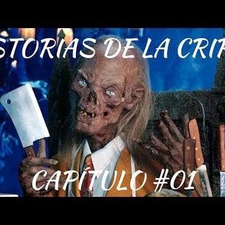 Historias de la Cripta  Capítulo 1  «El hombre que era la muerte»