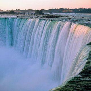 2. Nella regione dei Grandi Laghi - Le Cascate del Niagara