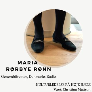 3. Maria Rørbye Rønn, Generaldirektør for Danmarks Radio