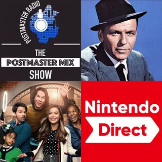 The Postmaster Mix presents: iCarly Reboot, Nintendo News, and more!