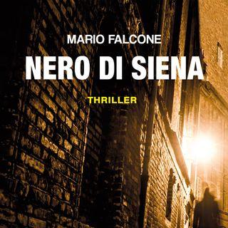 """Mario Falcone """"Nero di Siena"""""""