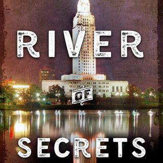 Author Roger Johns talks #RiverofSecrets on #ConversationsLIVE