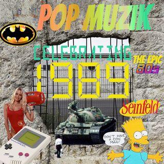 Pop Muzik Special Presentation Celebrating 1989