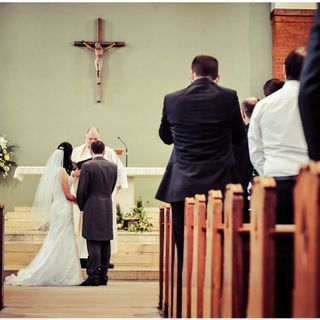 Holy Matrimony, Holy Cross