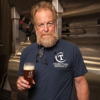 Episode # 34 - Tod on the Pod - Tod Mott, Tributary Brewing Co. MasterBrewer