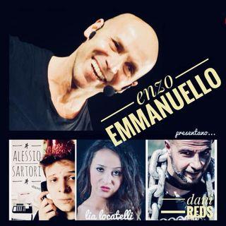 Enzo Emmanuello a PUC