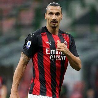 Europa League: senza Ibra colpito dal Covid, il Milan vola ai playoff con affanno