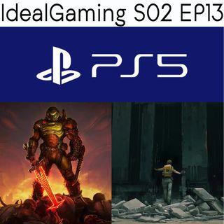 IdealGaming S02 EP13 - Caratteristiche PS5, Doom Eternal e Half-Life Alyx