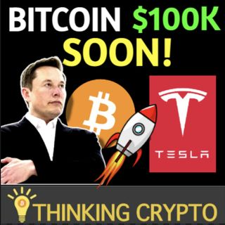 Elon Musk & Tesla Buy $1.5 Billion in Bitcoin & Will Accept BTC As Payment!