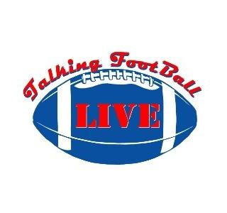 Talking Football LIVE Pre-Thanksgiving Show