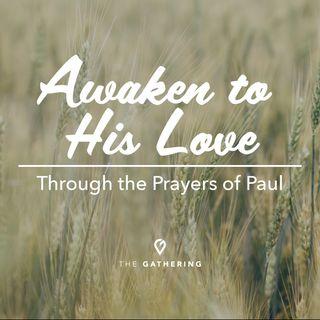 Awaken to His Love through the Prayers of Paul.
